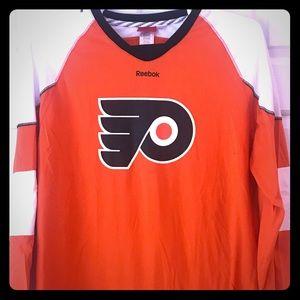 NWOT Reebok NHL Jersey Philadelphia Flyers